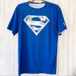 🌼 3for 35 Under Armour Superman Athletic Shirt V2